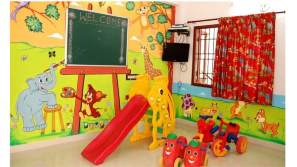 Best suited creche